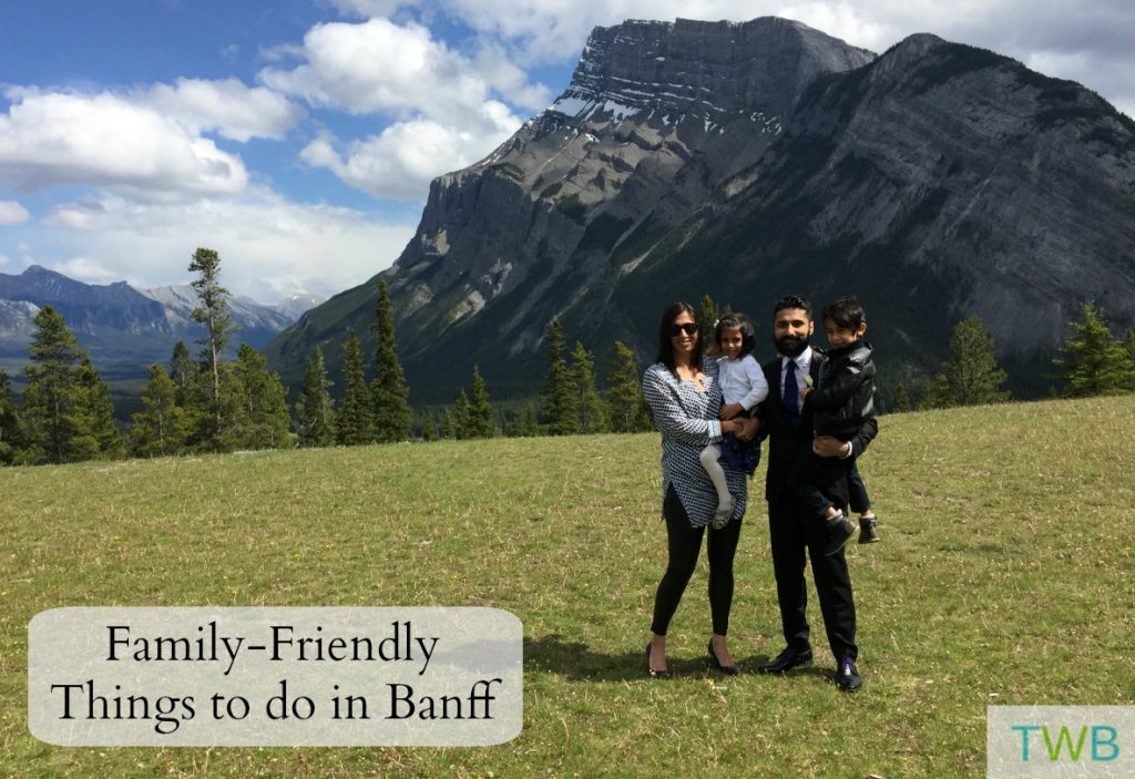 Family Friendly Things to do in Banff