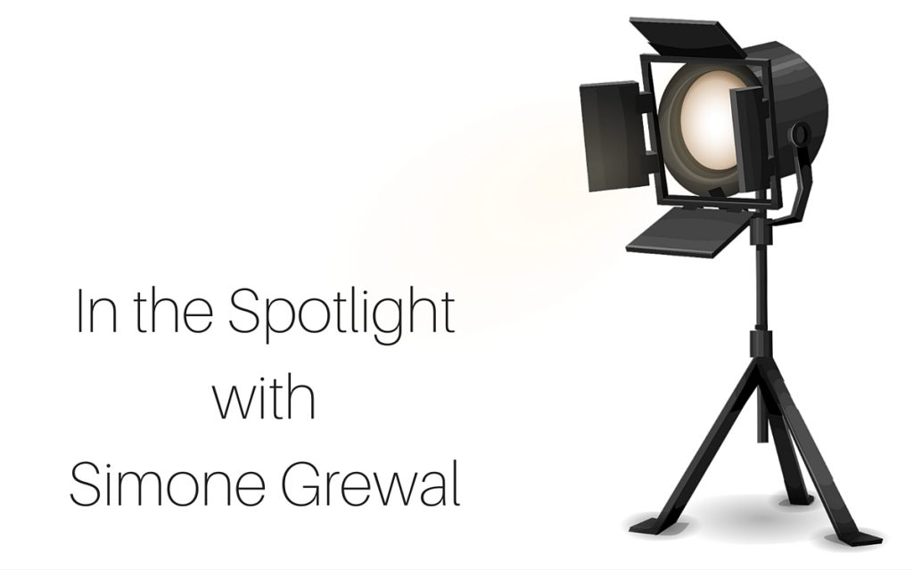 In the Spotlight with Simone Grewal - feature