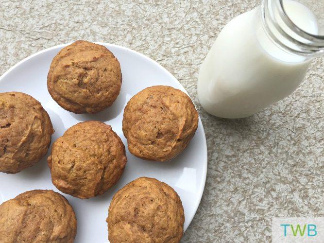 Pumpkin Muffins -Pumpkin Recipes