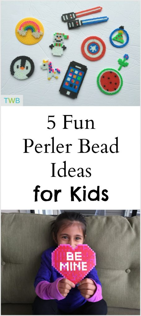 5 Fun and Creative Perler Bead Ideas