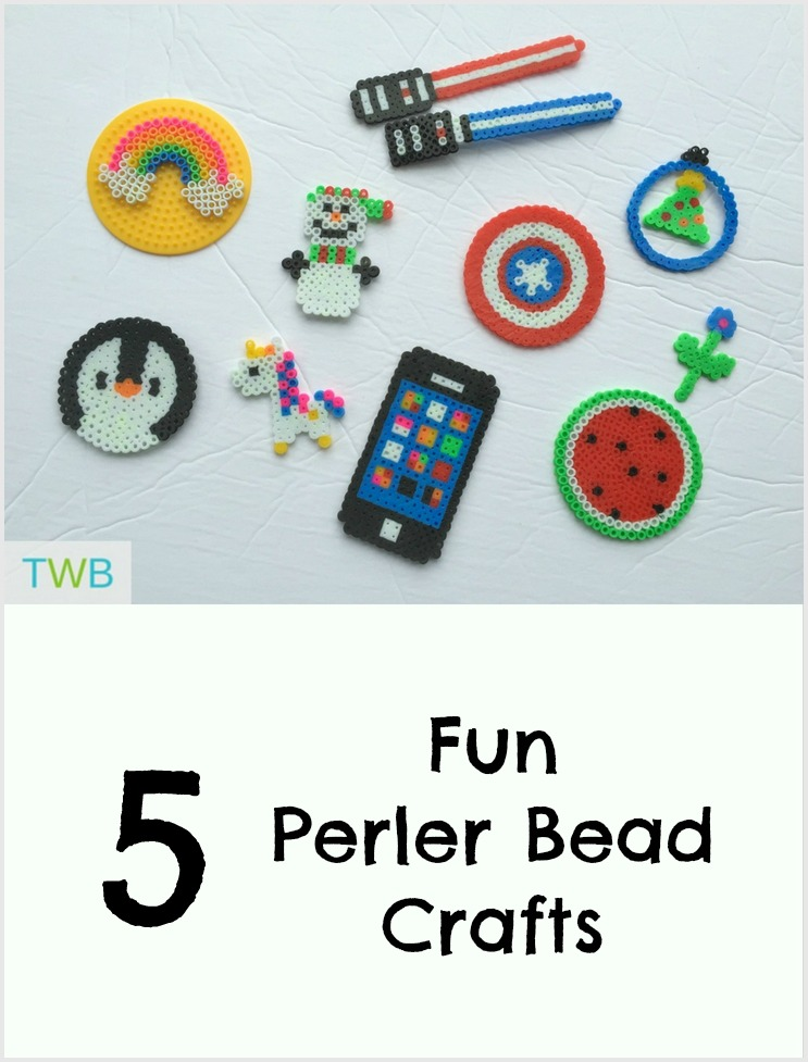 Perler Bead Creations - Pinterest