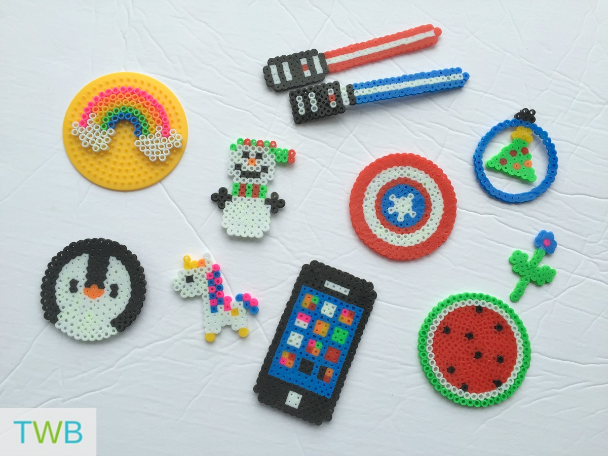Easy Perler Bead Patterns Interesting Inspiration