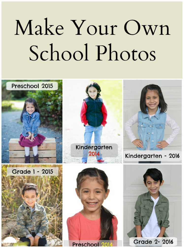 how-to-make-your-own-school-photos