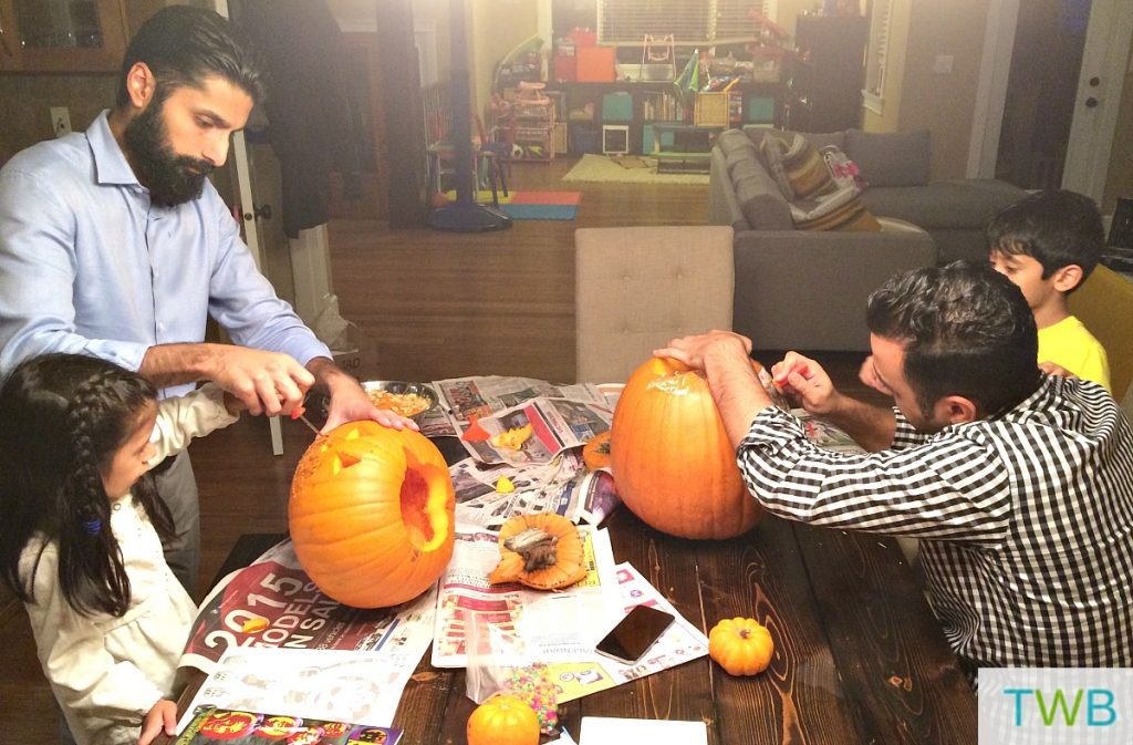 pumpkins-carving