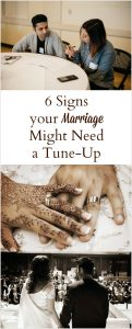 6 Signs you might need a relationship tune-up