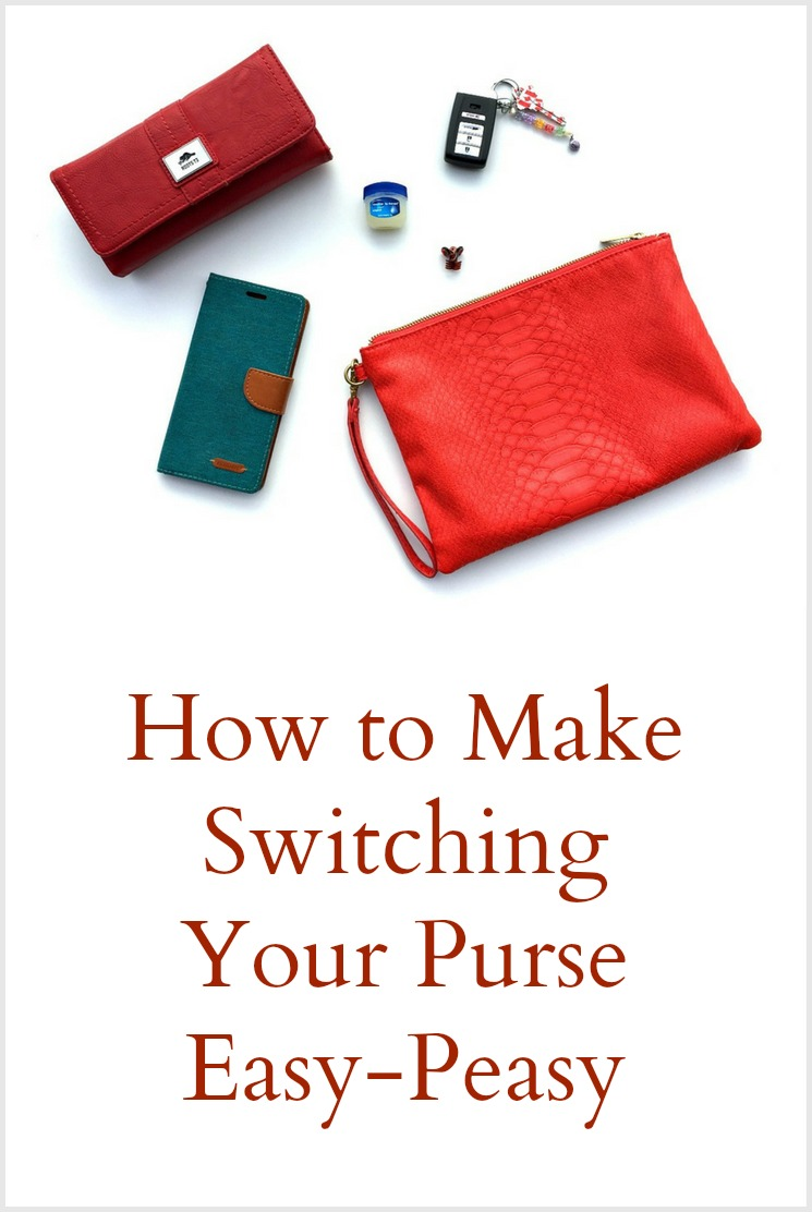 Tips for Switching Purses Easily - Pinterest