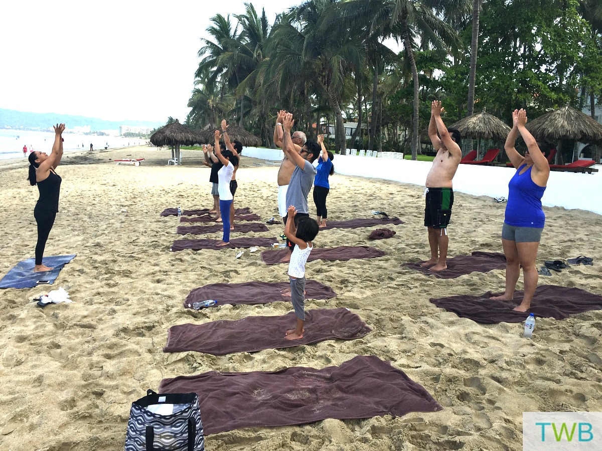 Birthday Party - private yoga lessons