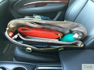 Easy Purse Organizer