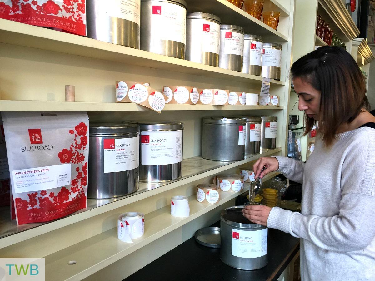 Silk Road - Chocolate Panda Tea