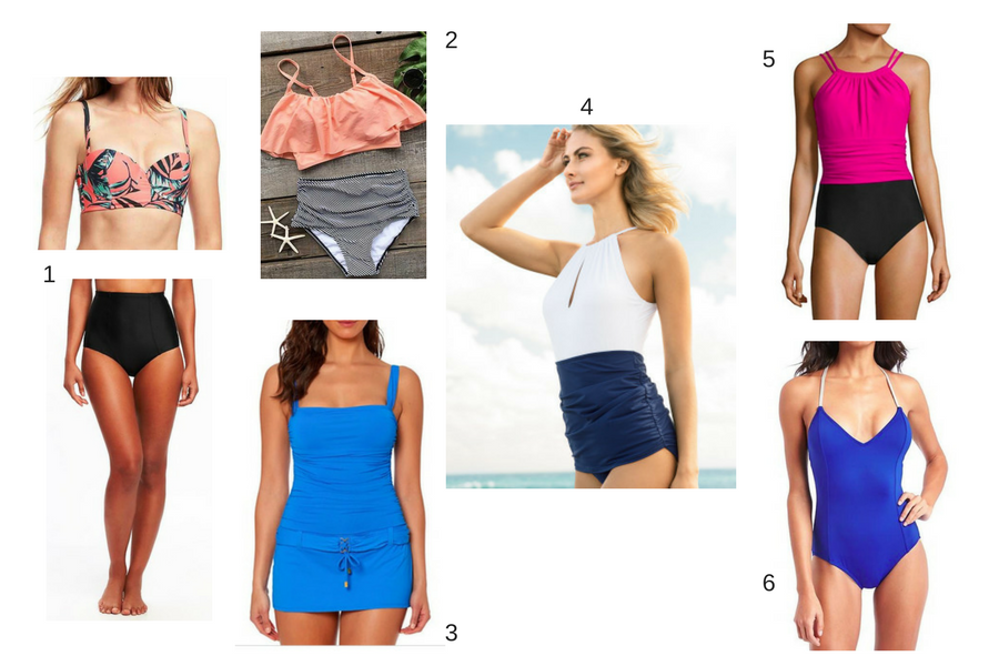 Mom Style Bathing Suits - feature