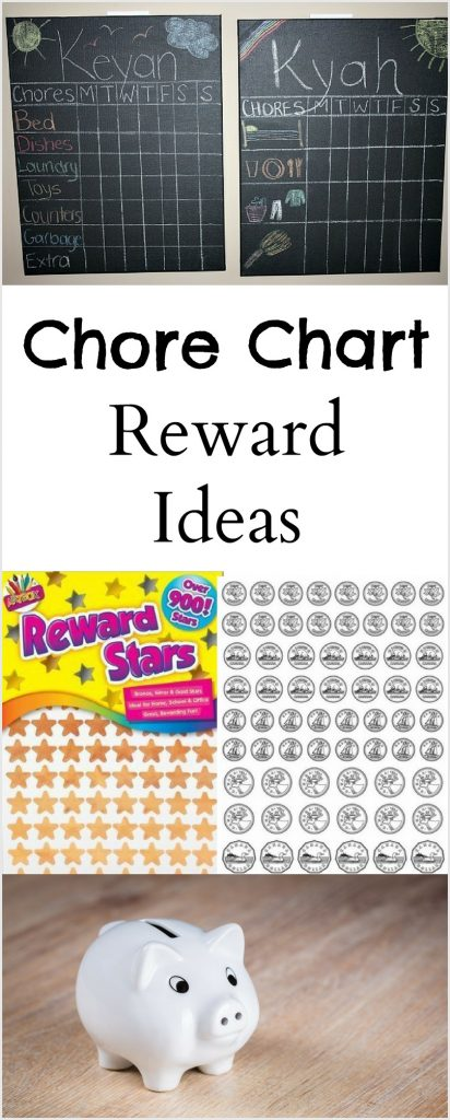 Chore Chart Reward Ideas