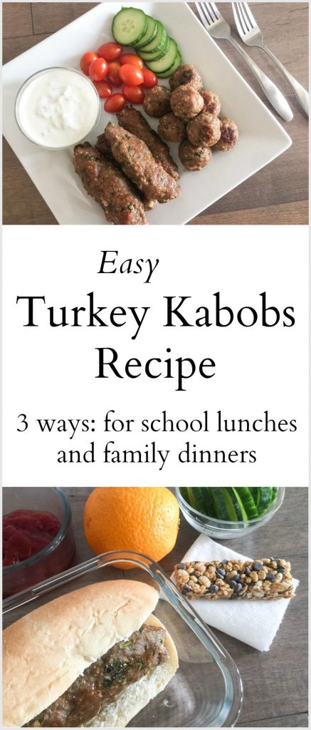 Easy Turkey Kabobs Recipe