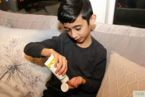 Natural Beauty Products for Kids