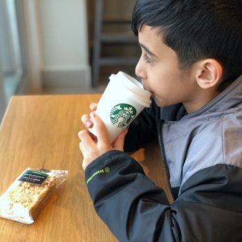 6 Starbucks Drinks for Kids -