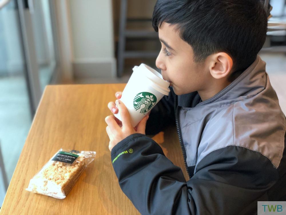 6 Starbucks Drinks For Kids The Write Balance
