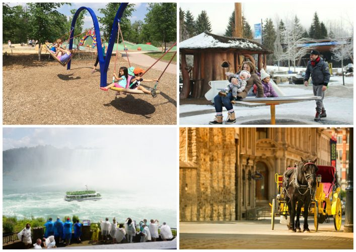 8 Family Friendly Vacations in Canada