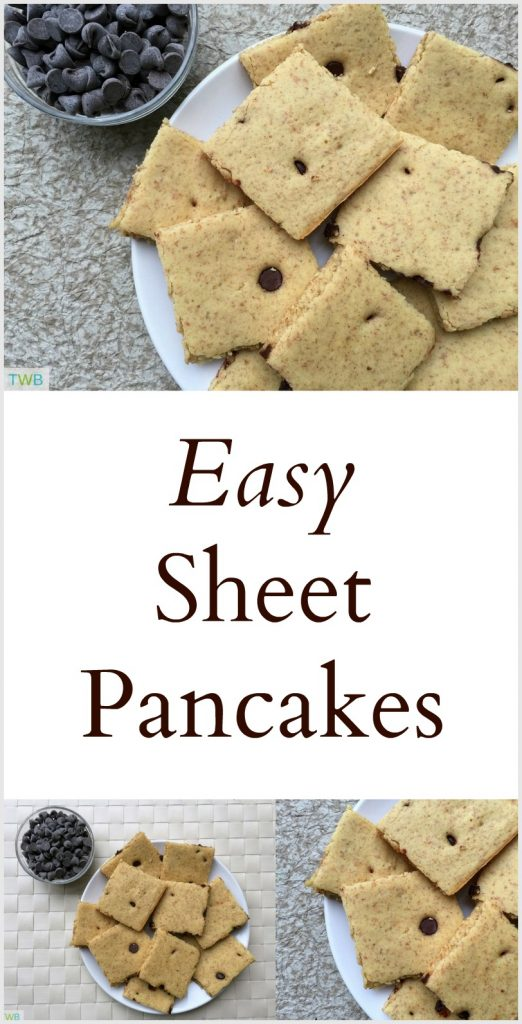 Easy Sheet Pancakes Recipe