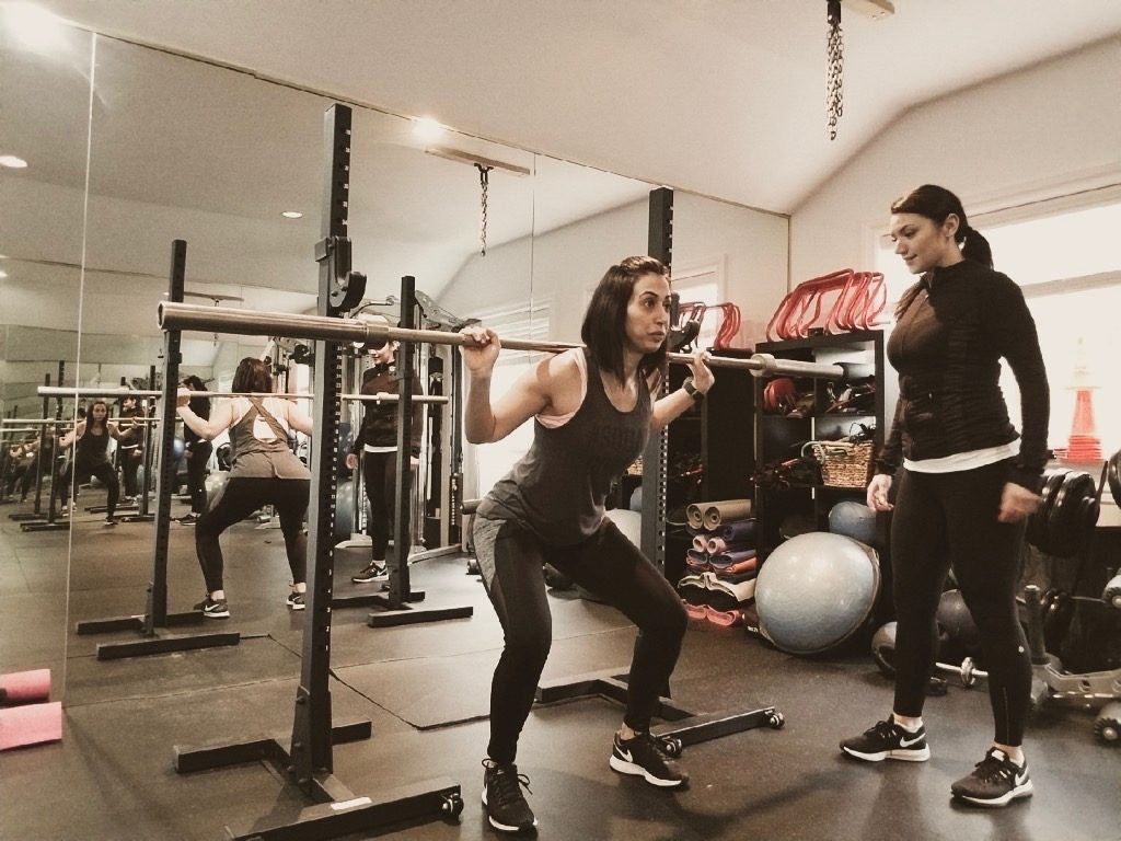 6 Reasons to work with a personal trainer