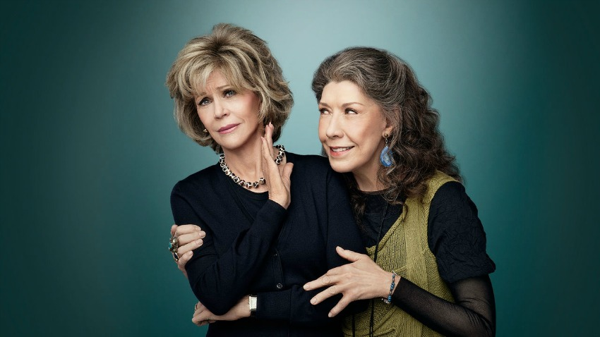 What's new on Netflix - Grace and Frankie
