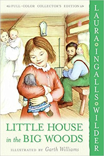 10 books to read with your kids - Little House on the Prairie