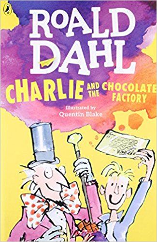 10 Books to read with your kids - Charlie and the Chocolate Factory