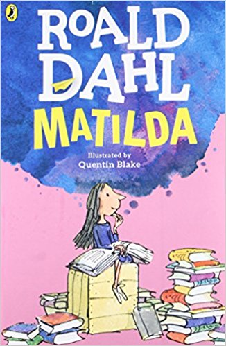 10 Books to read with your kids - Matilda