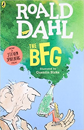 11 Books to read with your kids - The BFG