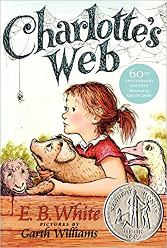 10 Books to read with your kids - Charlotte's Web