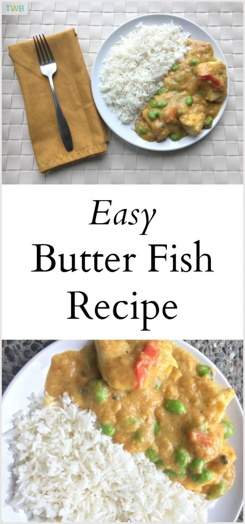 Easy butter fish recipe