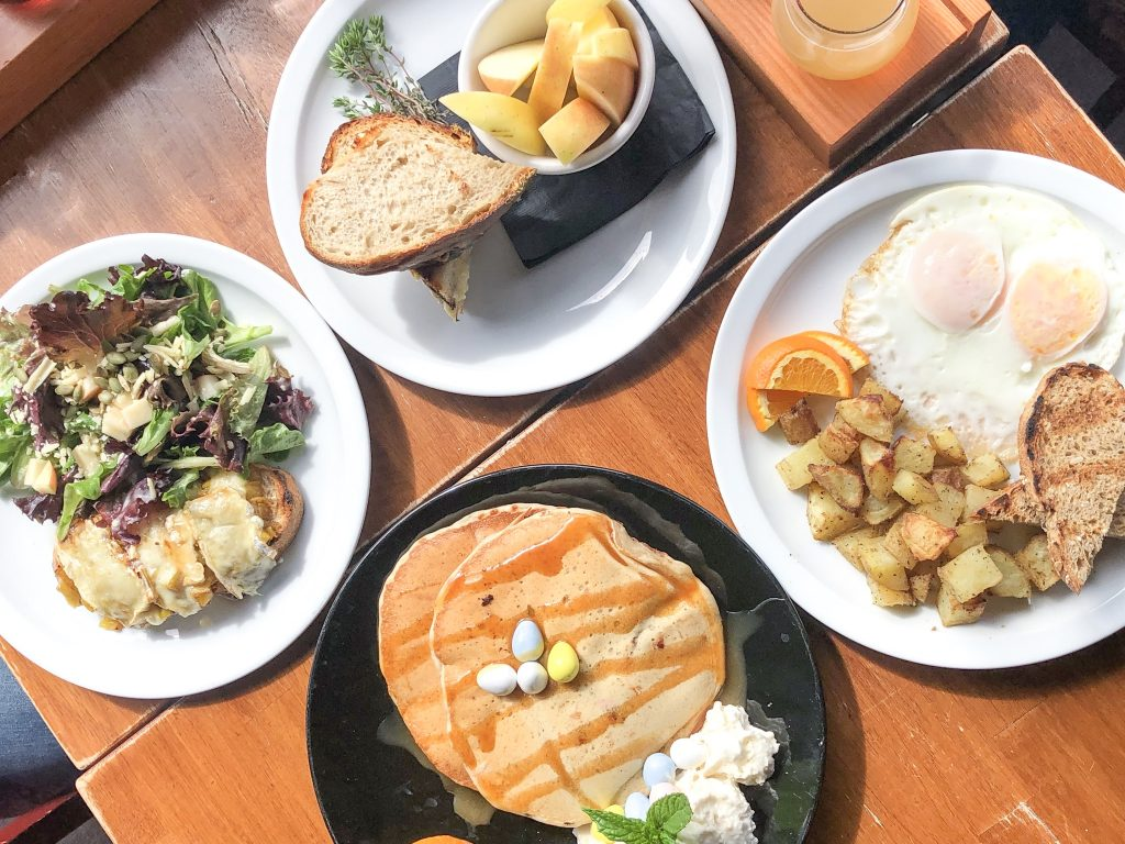 Places to Eat in Cowichan - Merridale