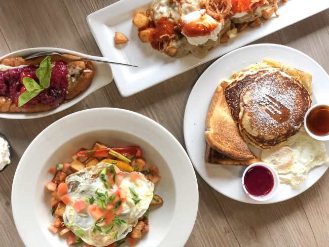 Places to eat in Cowichan - The Old Fork