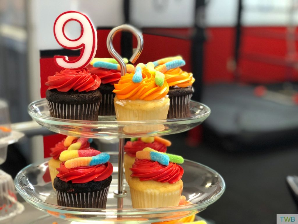 Vancity OCR - birthday cupcakes