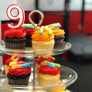 Vancity OCR - birthday cupcakes