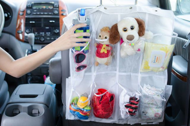 5 Ways to Make Your Car Smell Better & Look Better - organizer
