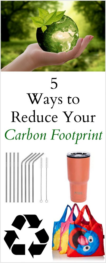 5 Easy Ways to Reduce Your Carbon Footprint