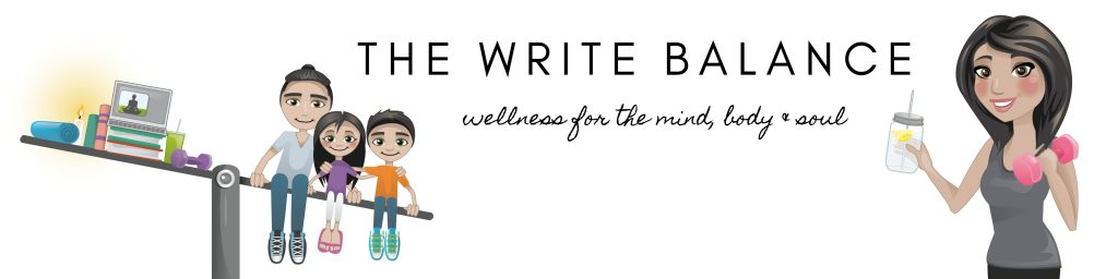 The Write Balance - Wellness of the Mind, Body & Soul
