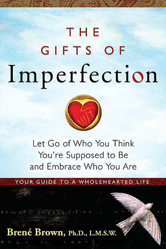 Books that Inspire - Gifts of imperfection