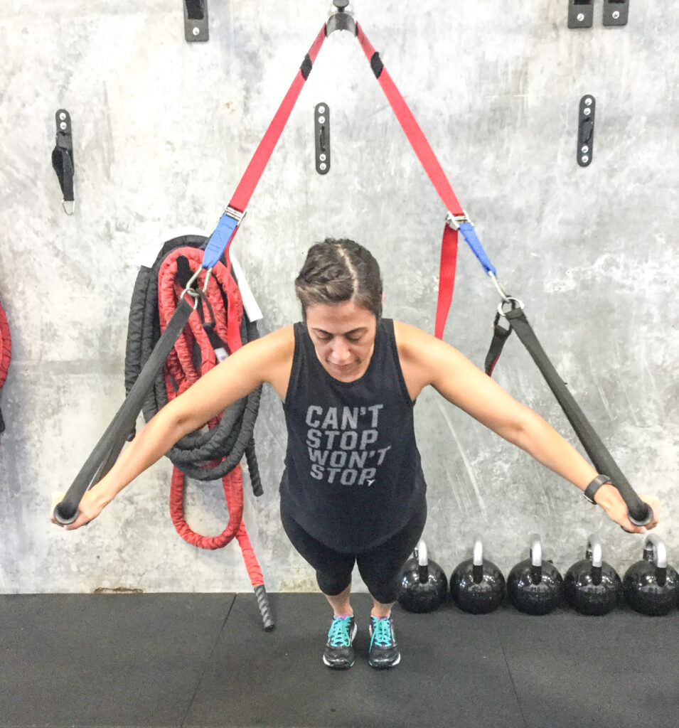A journey of Body Acceptance - Fit at 40